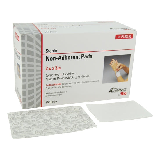Non-Adherent Sterile Pads