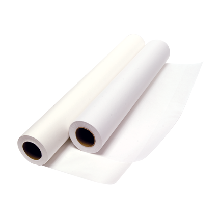 White Exam Table Paper Rolls
