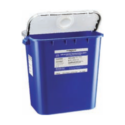 8 Gallon Pharmacy Waste Container