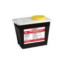 2 Gallon Pharmacy RCRA Waste Container