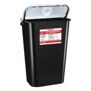 11 Gallon Pharmacy RCRA Waste Container