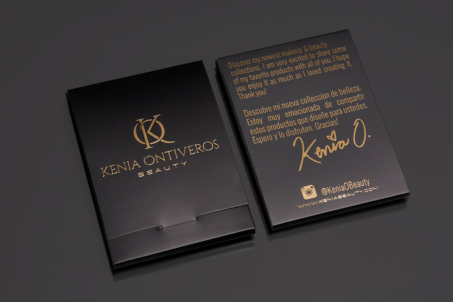 Kenia Beauty Branding