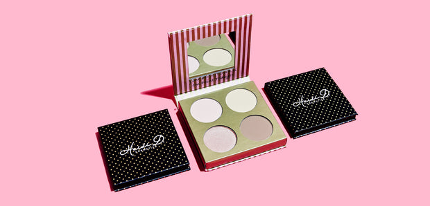 Heidi D. Cosmetics Packaging