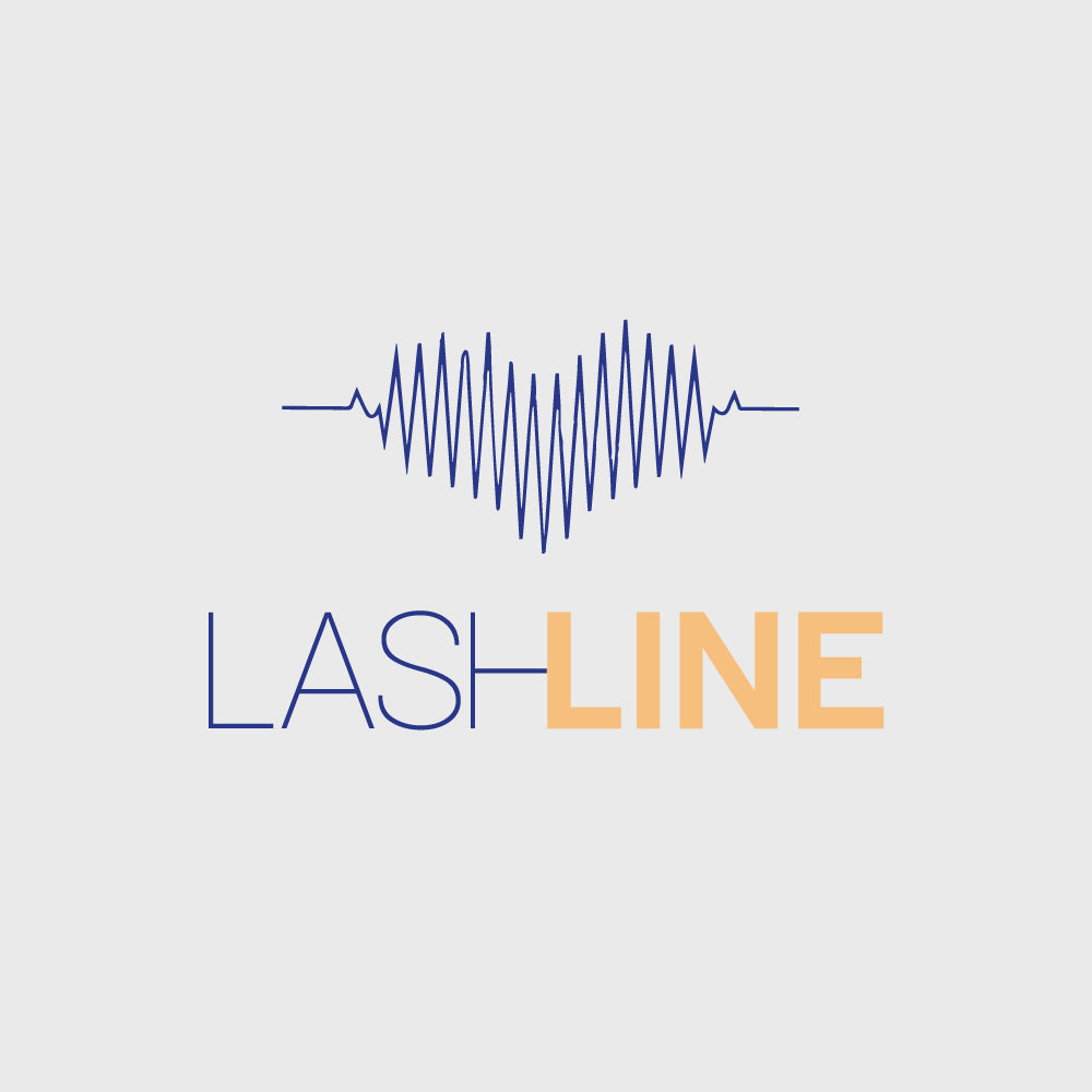 Logo Design LashLine