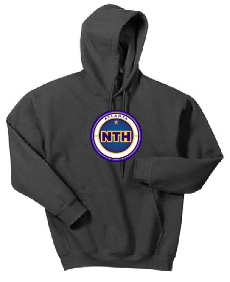 Full Color (NASA Top Hat) NTH Logo Moisture Management Hoodie