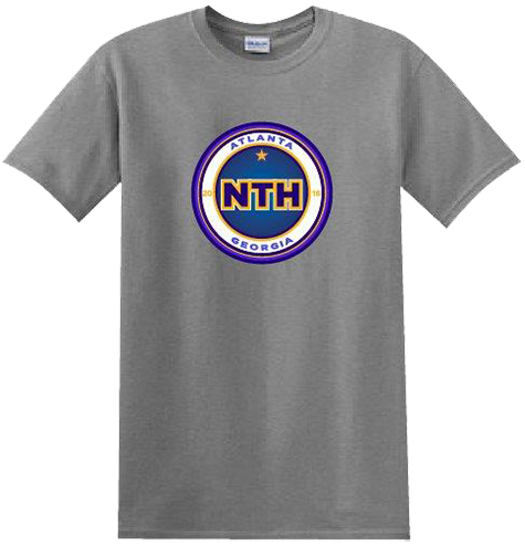 Cotton T-Shirt - Full Color Logo (200G)