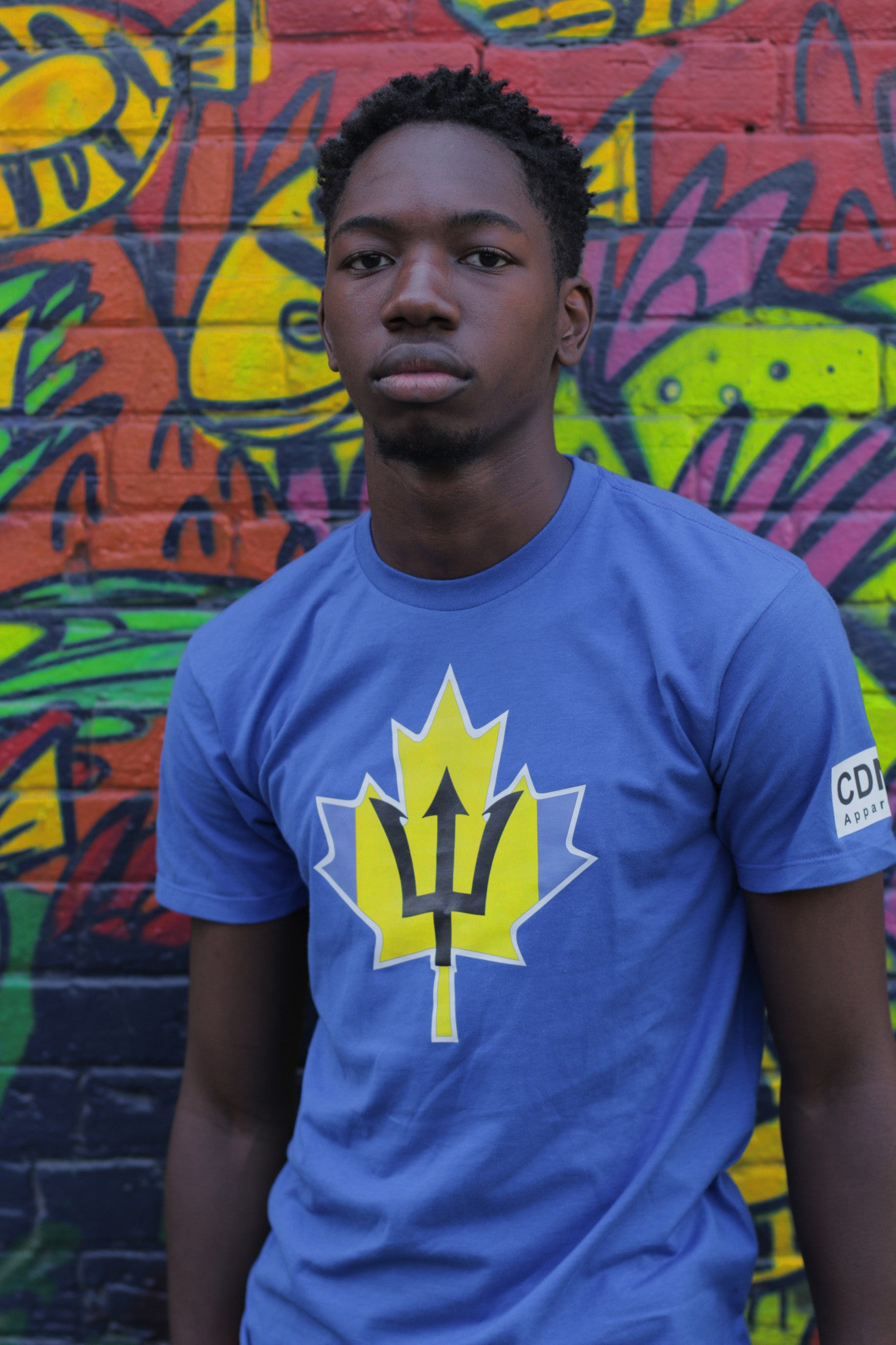 Barbados Canadian Tshirt - Canadian Apparel™
