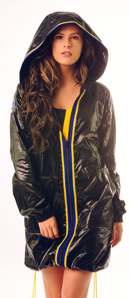 Sweden Canadian - Rain Coat - Canadian Apparel™