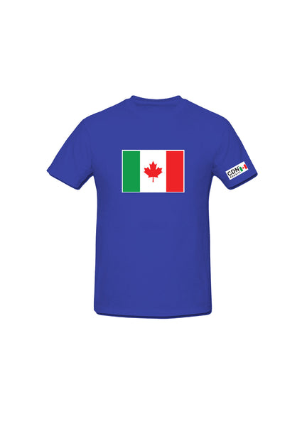 Italian Canadian TShirt - Canadian Apparel™