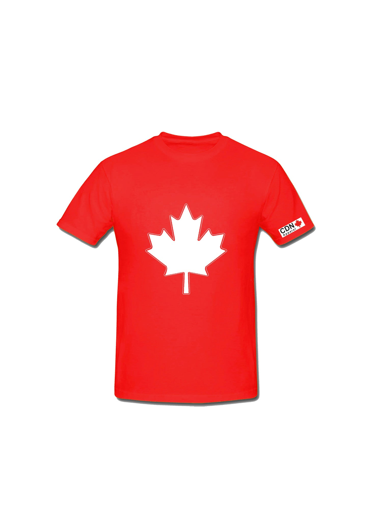 All Canadian  - 150th Anniversary Tshirt - Canadian Apparel™