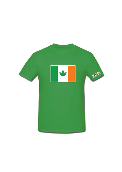 Irish Canadian Flag - Canadian Apparel™
