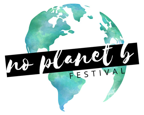 Adrenna partners with the No Planet B Festival