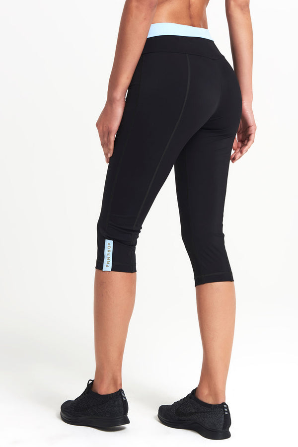 Custom Core Capri Legging - Women's Activewear  - Adrenna