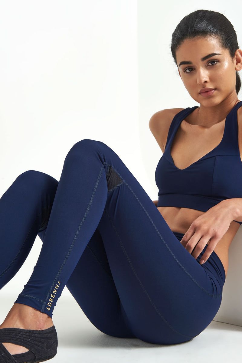 Sustainable activewear by Adrenna
