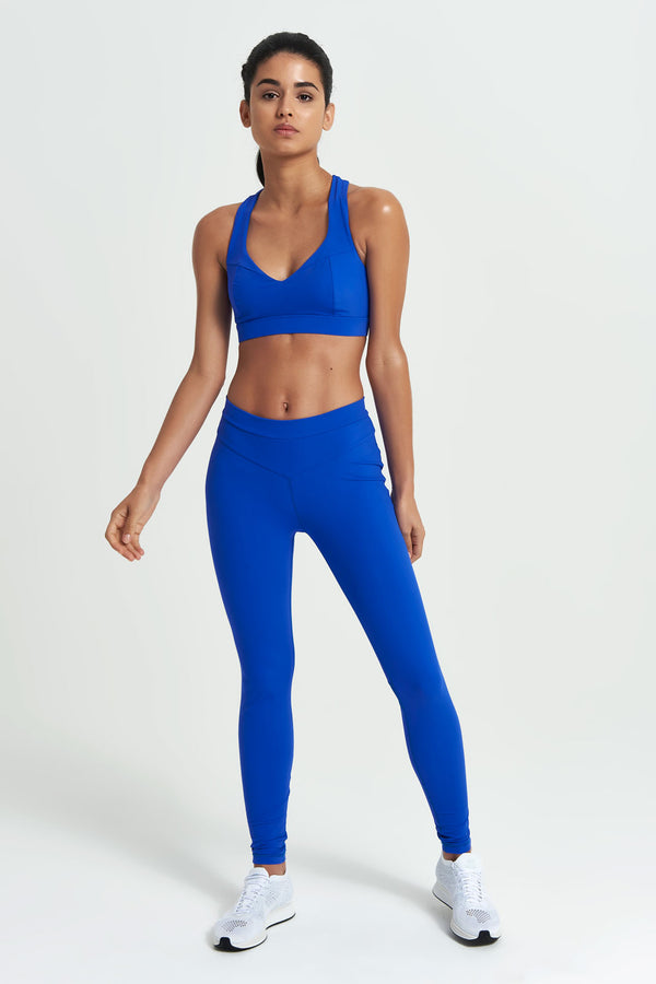 Core Leggings - Azure