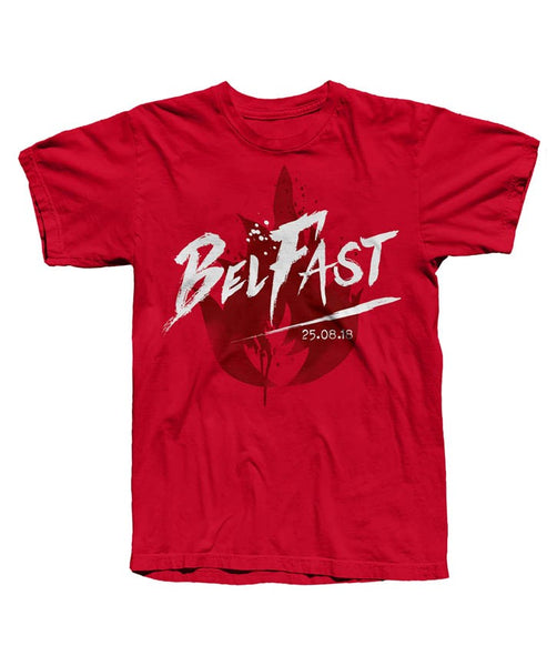 Belfast ALL BANDS Event T-Shirt