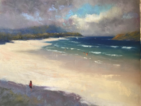 Colley's Beach Paintings Laura Pollak- Portfolio2 Gallery