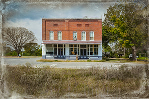 Post Office and General Store, Jettersville, VA Photography Mel Curtis Color- Portfolio2 Gallery