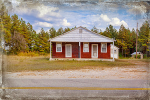 Red Duplex, Jettersvile, VA Photography Mel Curtis Color- Portfolio2 Gallery