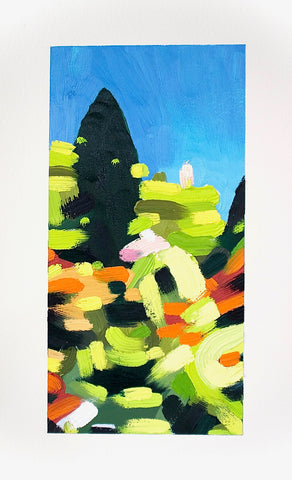 Landscape (Arboretum #22) Paintings David Coleridge Ryan- Portfolio2 Gallery