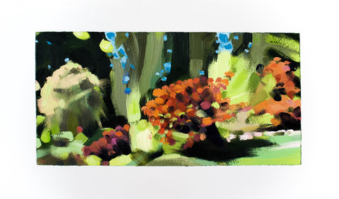 Landscape (Arboretum #24) Paintings David Coleridge Ryan- Portfolio2 Gallery