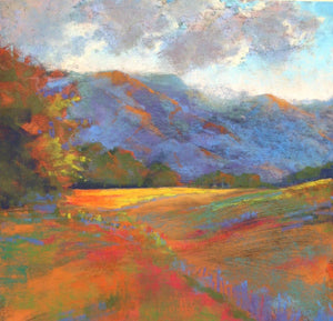 Morning in the Valley Paintings Laura Pollak- Portfolio2 Gallery