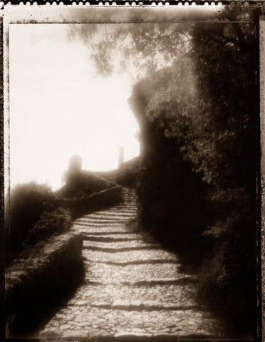 Stairway, Moustiers Photography Rosanne Olson- Portfolio2 Gallery