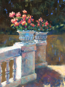 Gail's Garden Paintings Laura Pollak- Portfolio2 Gallery