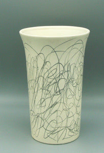 Scribbles on Ivory III Crafts Pat Hansen- Portfolio2 Gallery