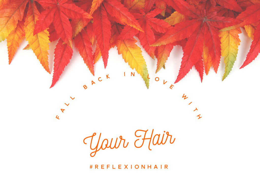 Fall Back In Love With Your Hair