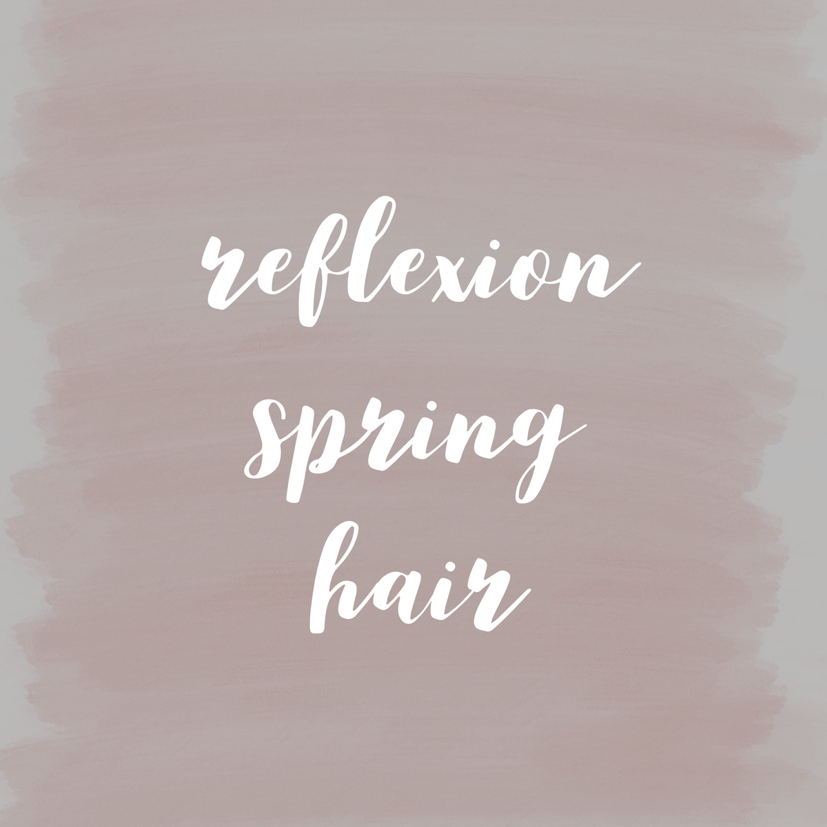Your Spring Hairscope