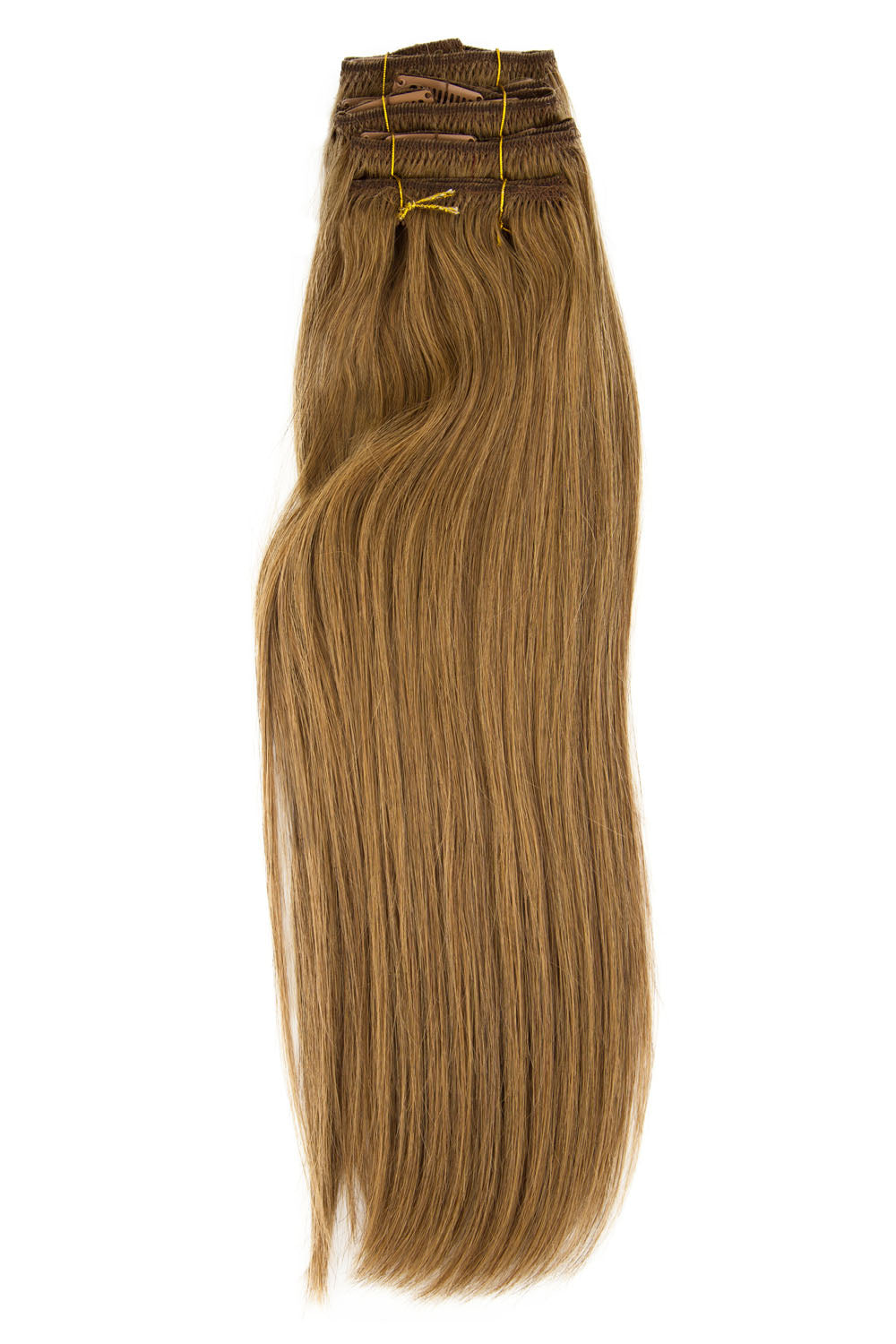 #30 (GINGER SPICE) 7 PIECE CLIP-IN