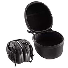 caseling CASE fits Walker's Game Ear Razor Slim Electronic Hearing Protection Muff, Includes Mesh Pocket for Accessories - caseling.com