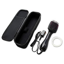 Caseling Hard Case Fits Revlon One-Step Hair Dryer & Styler or Dyson Supersonic Hair Dryer | Storage Carrying Pouch Bag | with Easy Grip Carry Handle and Premium Zipper (Not for Volumizer) by caseling-com.myshopify.com