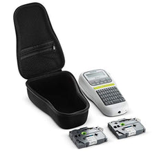 Caseling Hard Case Fits Brother P-Touch, PTH110, Easy Portable Label Maker - with Easy Grip Carry Strap and Double Zipper to Protect Your Device by caseling-com.myshopify.com