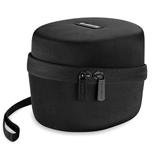 Caseling Hard Case for Howard Leight Impact Sport OD Electric Earmuff. - Includes Mesh Pocket for Accessories. - Black - caseling.com