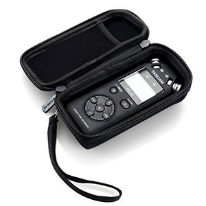 Hard CASE fits TASCAM DR-05 (Version 2/1) Portable Digital Recorder. - Includes Mesh Pocket for Accessories. by Caseling by caseling-com.myshopify.com