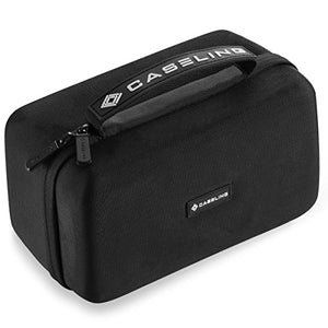 Caseling Hard Travel Case for Bose SoundLink Revolve Portable Bluetooth 360 Speaker & Charging Cradle | Storage Carrying Pouch Bag | with Easy Grip Carry Handle and Premium Zipper to - caseling.com