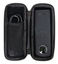 Hard CASE fits Ricoh Theta V 4k / V/S/SC 360 Digital Camera. with mesh Pocket. by Caseling - caseling.com