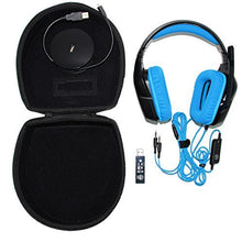 "Caseling Hard CASE fits Logitech Wireless Gaming Headset G933, G430, G930, G230, G35, Wireless Gaming Headset Headphone. & ""Xbox One Stereo Headset - caseling.com"