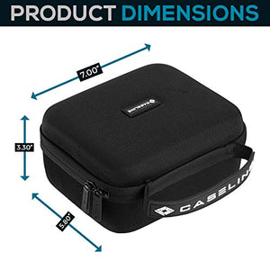 Caseling Hard Case Fits Babysense Video Baby Monitor with Infrared Night Vision & Power Adapters by caseling-com.myshopify.com