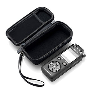 Hard CASE fits TASCAM DR-05 (Version 2/1) Portable Digital Recorder. - Includes Mesh Pocket for Accessories. by Caseling - caseling.com