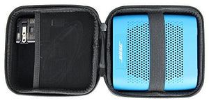 Caseling Hard CASE protection for Bose SoundLink Color Bluetooth II Wireless Portable Speakers (1 & 2) - Mesh Pocket for Charger / Cables. - caseling.com