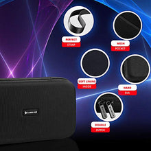 caseling Hard CASE for The DOSS Waterproof Wireless Portable Bluetooth Speakers. - Mesh Pocket for Cables - caseling.com