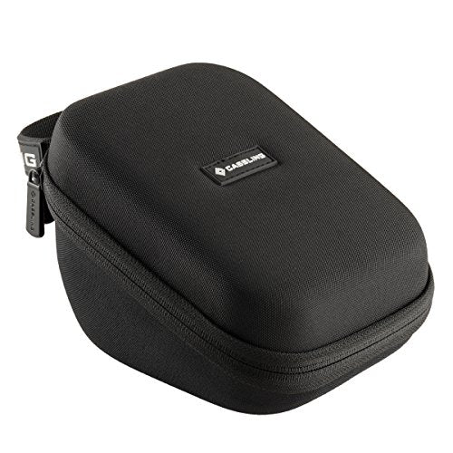 Caseling Hard Case Fits Omron 5 Series Upper Arm Blood Pressure Monitor with Cuff (BP742N) Carrying Storage Travel Bag Protective Pouch To Protect Your Machine - caseling.com