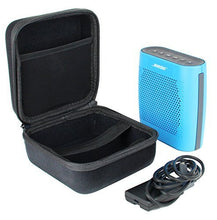 Caseling Hard Case protection for Bose SoundLink Color II Wireless Portable Speakers (1 & 2) - Mesh Pocket for Charger / Cables. by caseling-com.myshopify.com