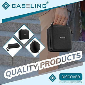 Caseling Hard Case Fits Braun Electric Shaver, Series 3 - with Easy Grip Carry Strap and Double Zipper to Protect Your Device (Fits Shaver + Charging Base) by caseling-com.myshopify.com