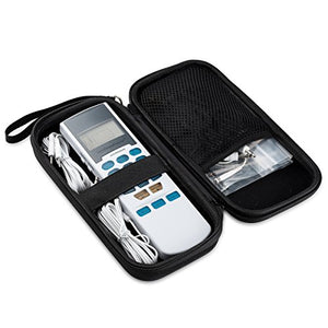 Caseling Hard case Fits HealthmateForever YK15AB TENS Unit Electronic Pulse by caseling-com.myshopify.com