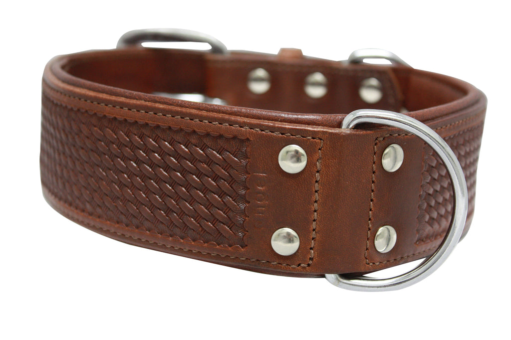Collar - Santa Fe (Leather)