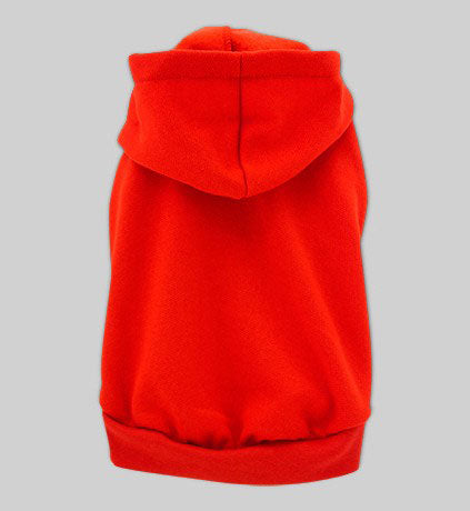 Apparel - Sweater - Fleece Hoodies - Plain (Pink, Red, Blue, Black)